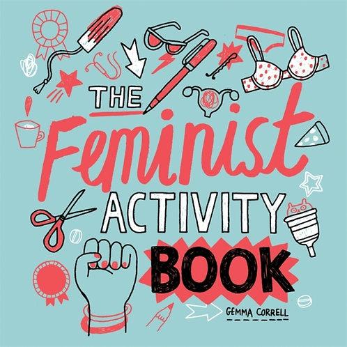 Gemma Correll - Feminist Activity Book