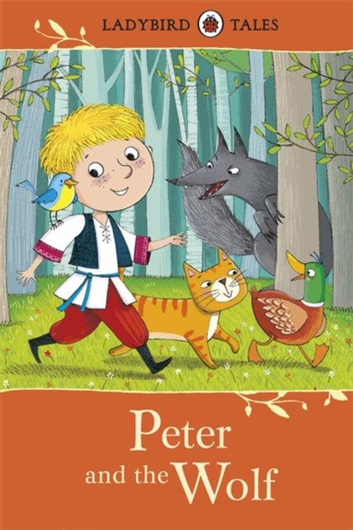 Vera Southgate - Ladybird Tales: Peter And The Wolf (AGE 3+) (HARDBACK)