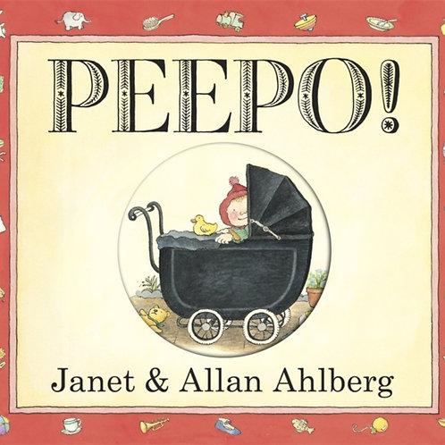 Janet And Allan Ahlberg - Peepo (AGE 0+) (HARDBACK)