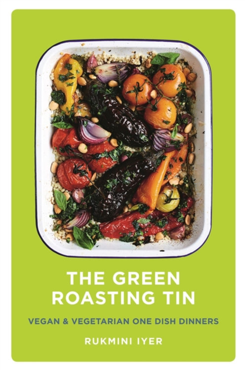 Rukmini Iyer - The Green Roasting Tin (HARDBACK)