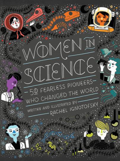 Rachel Ignotofsky - Women in Science (HARDBACK)