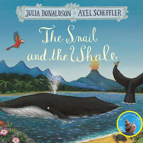 Julia Donaldson - The Snail And The Whale (AGE 3+)