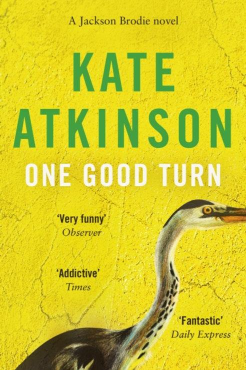 Kate Atkinson - One Good Turn  (Jackson Brodie 2)