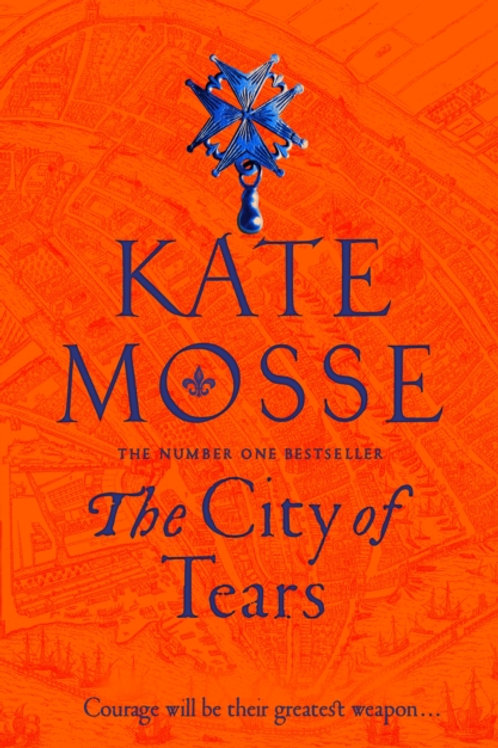 Kate Mosse - The City Of Tears  (SIGNED COPY) (HARDBACK)
