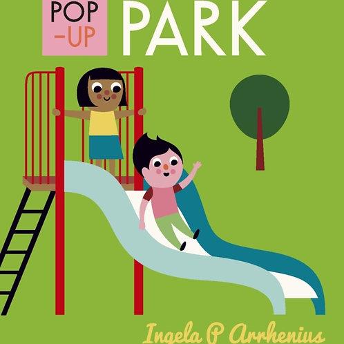 Ingela P. Arrhenius - Pop-up Park (AGE 1+) (HARDBACK)