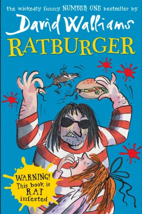 David Walliams - Ratburger (AGE 8+)