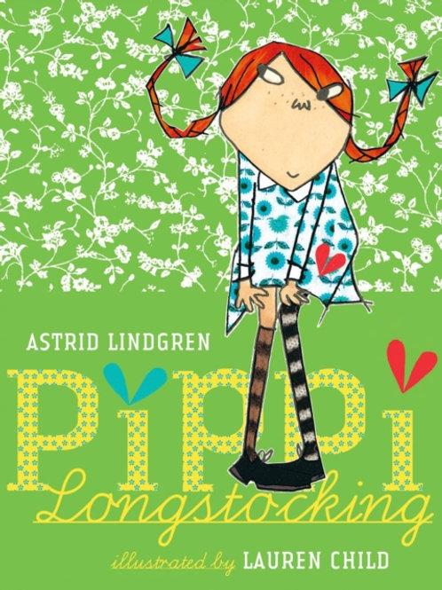 Astrid Lindgren - Pippi Longstocking (AGE 6+)