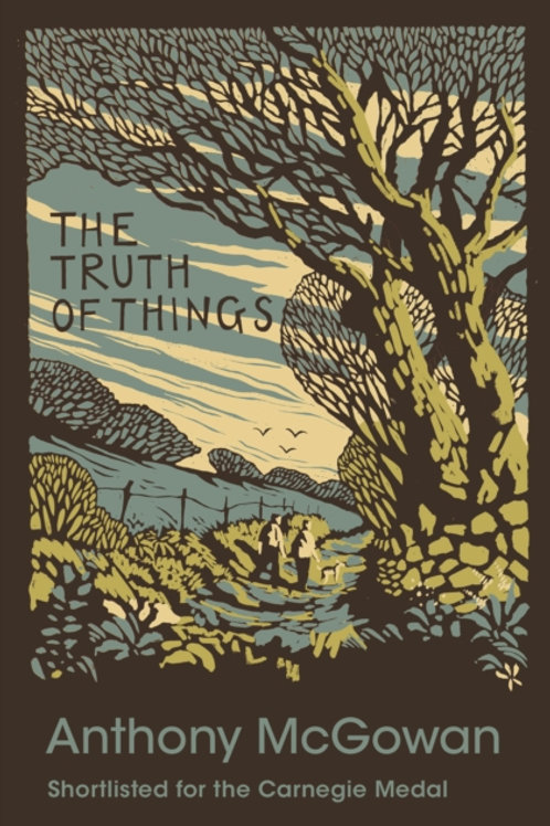 Anthony McGowan - The Truth of Things: Brock, Pike and Rook (Coll.) (AGE 13+)