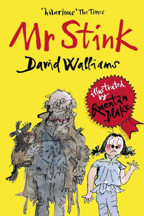 David Walliams - Mr Stink (AGE 8+)