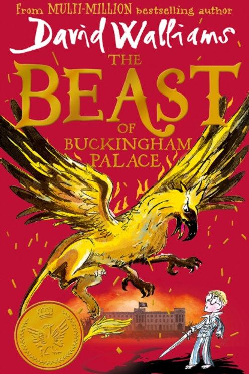 David Walliams - The Beast of Buckingham Palace (AGE 8+)