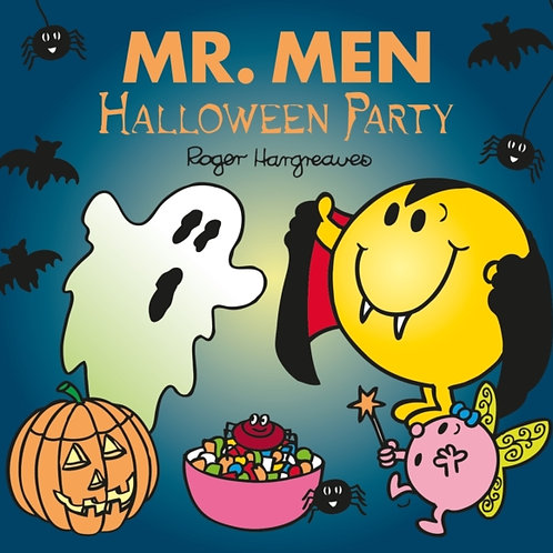 Roger Hargreaves - Mr. Men: Halloween Party (AGE 3+)