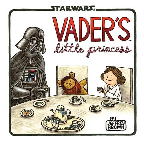Jeffrey Brown - Vader's Little Princess : Star Wars (HARDBACK)