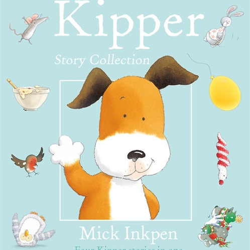 Mick Inkpen - Kipper: Kipper Story Collection (AGE 2+)