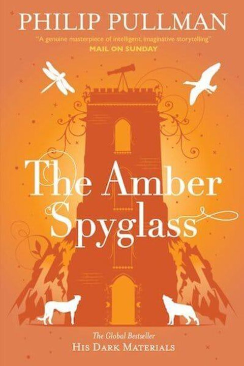Philip Pullman - Amber Spyglass  (AGE 9+) (3rd In Series)