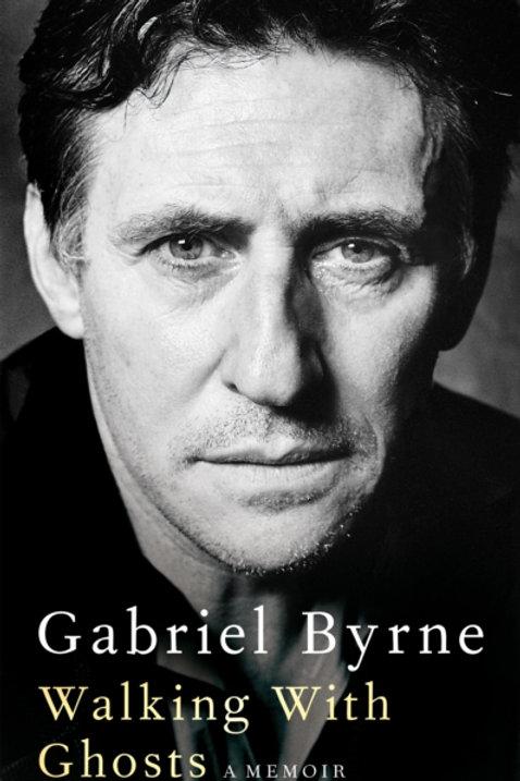 Gabriel Byrne - Walking With Ghosts (SIGNED COPY) (HARDBACK)