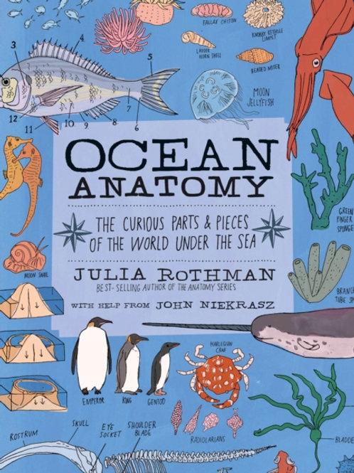 Julia Rothman - Ocean Anatomy