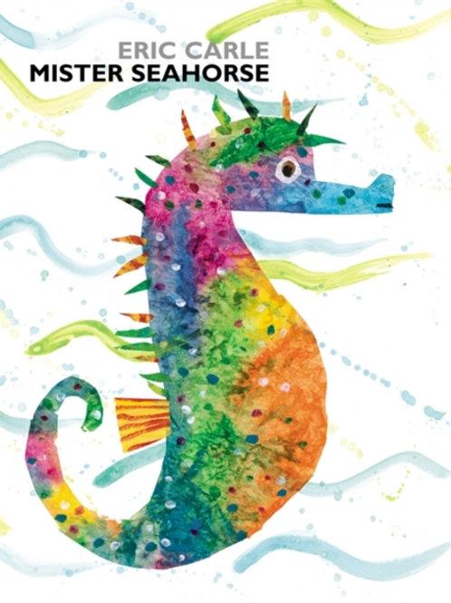 Eric Carle - Mister Seahorse (AGE 3+)