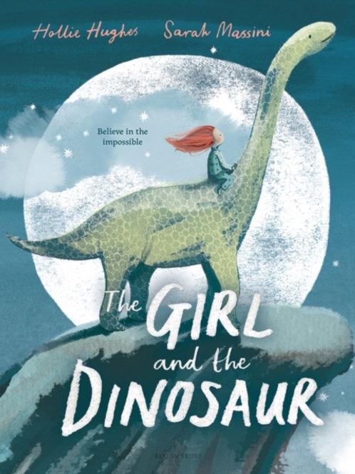 Hollie Hughes - The Girl And The Dinosaur (AGE 3+)