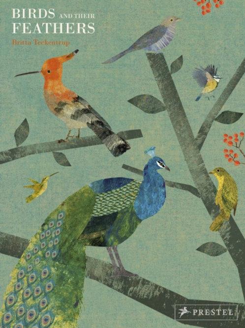 Britta Teckentrup - Birds And Their Feathers (AGE 6+) (HARDBACK)