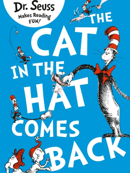 Dr. Seuss - The Cat In The Hat Comes Back (AGE 4+)