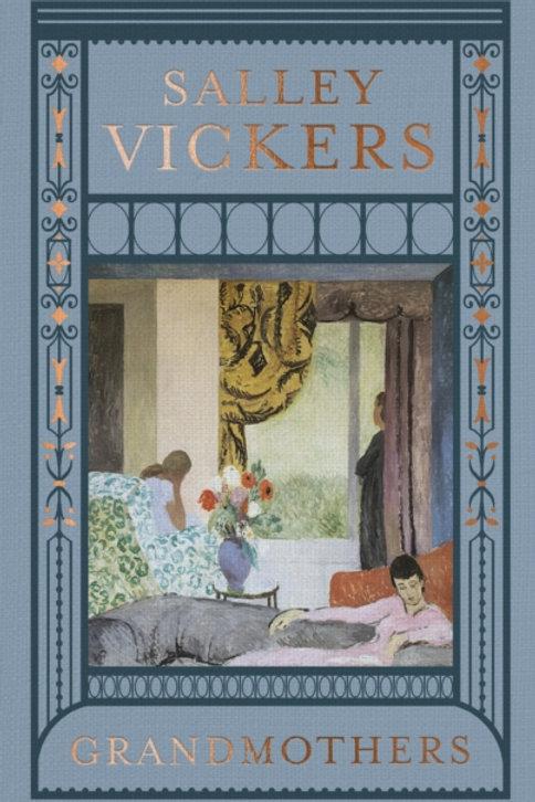 Sally Vickers - Grandmothers