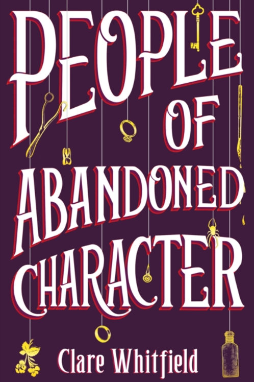 Clare Whitfield - People Of Abandoned Character
