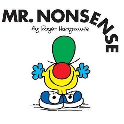 Roger Hargreaves - Mr. Nonsense (AGE 3+) (Mr. Men No. 33)