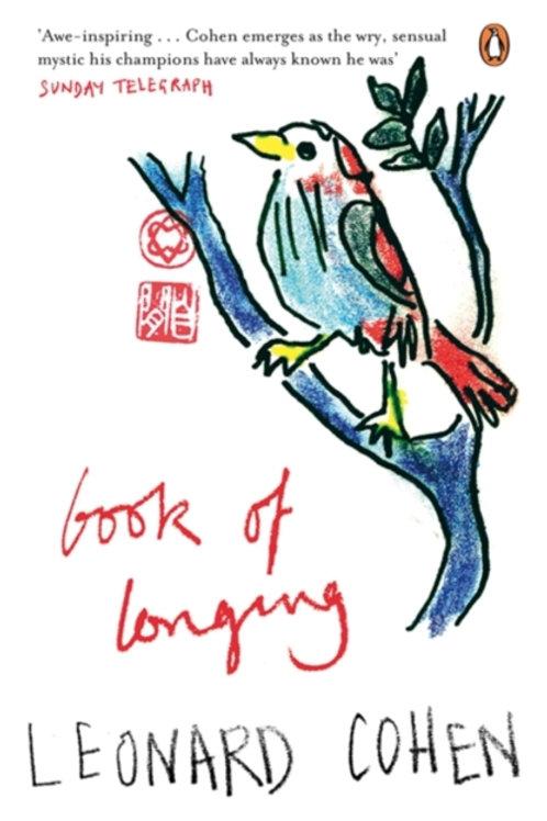 Leonard Cohen - Book Of Longing