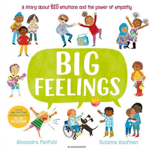 Alexandra Penfold - Big Feelings (AGE 3+)