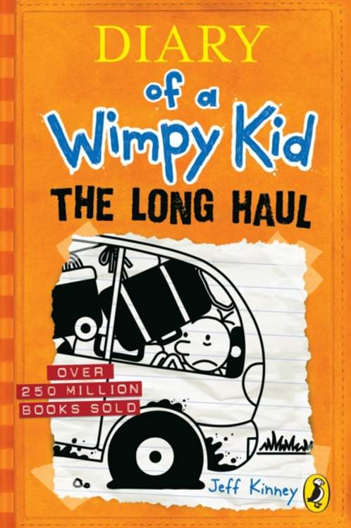 Jeff Kinney - Diary Of A Wimpy Kid : The Long Haul (AGE 8+) (9th In Series)
