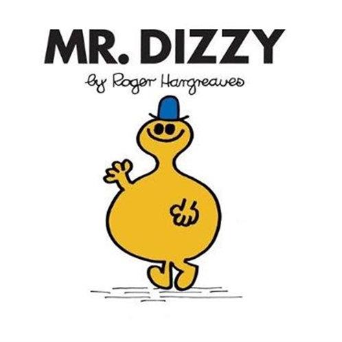 Roger Hargreaves - Mr. Dizzy (AGE 3+) (Mr. Men No. 24)