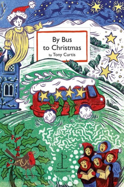 Tony Curtis - By Bus To Christmas