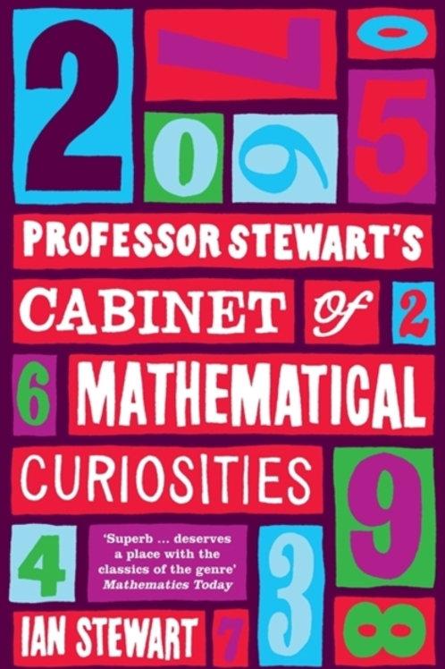 Ian Stewart - Professor Stewart's Cabinet Of Mathematical Curiosities