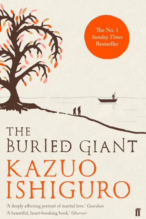 Kazuo Ishiguro - The Buried Giant