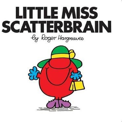 Roger Hargreaves - Little Miss Scatterbrain (AGE 3+) (Little Miss No. 17)