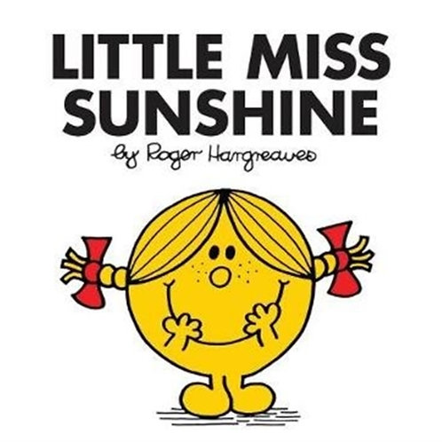 Roger Hargreaves - Little Miss Sunshine (AGE 3+) (Little Miss No. 4)