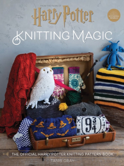 Tanis Gray - Harry Potter Knitting Magic (HARDBACK)