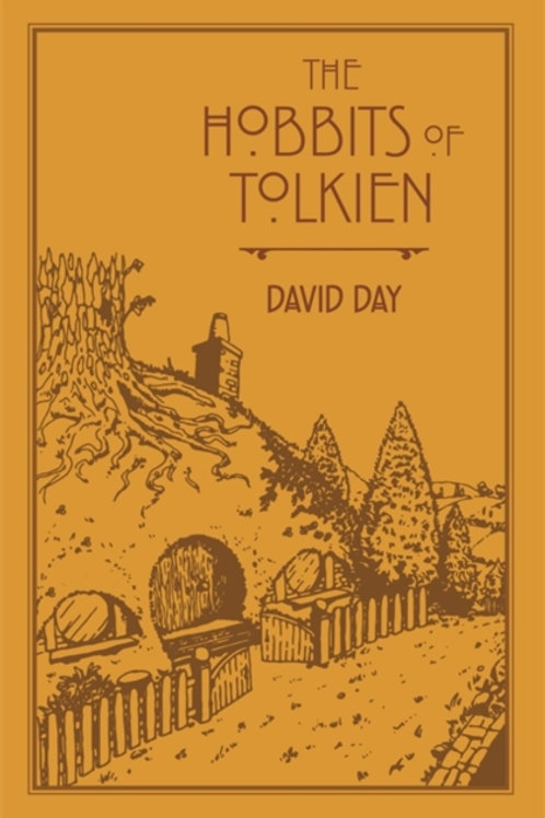 David Day - The Hobbits Of Tolkien