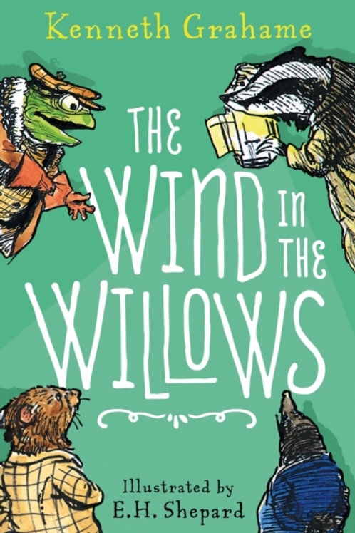 Kenneth Grahame - The Wind in the Willows (AGE 8+)