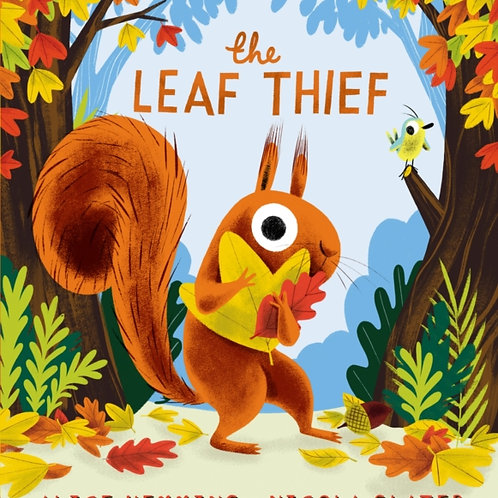 Alice Hemming - The Leaf Thief (AGE 3+)