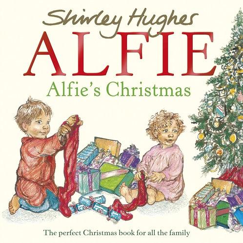 Shirley Hughes - Alfie's Christmas (AGE 3+)
