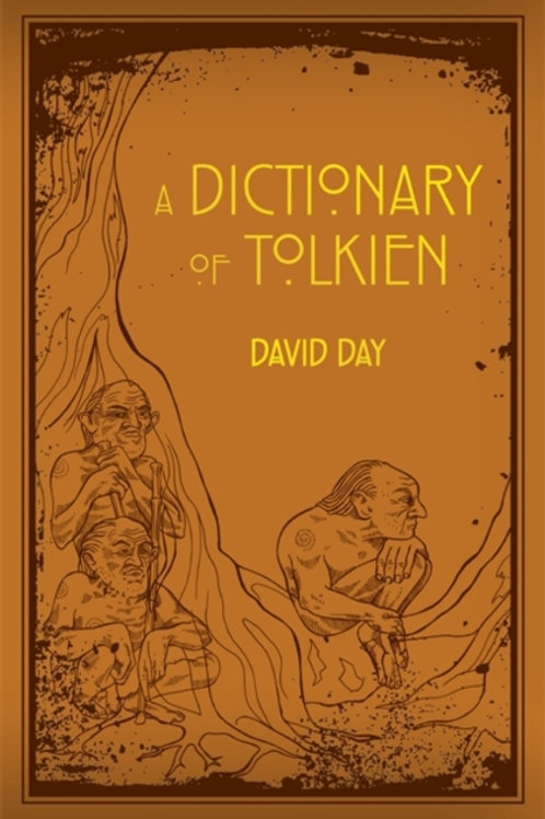 David Day - A Dictionary of Tolkien