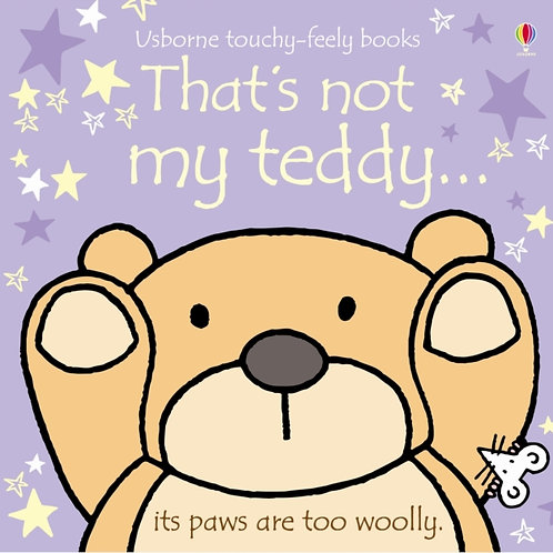 Fiona Watt - That's Not My Teddy (AGE 0+) (HARDBACK)