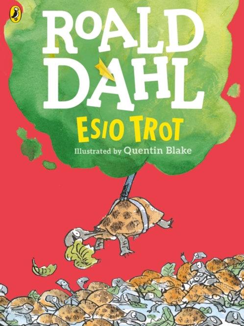 Roald Dahl - Esio Trot (Large Format Colour Edition) (AGE 7+)