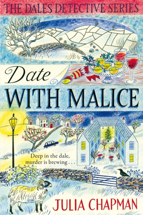 Julia Chapman - Date With Malice (2nd In Series)