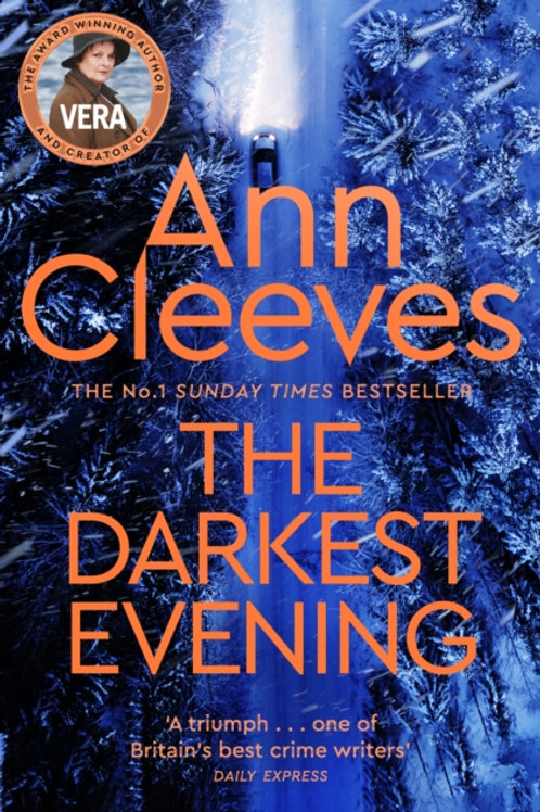 Ann Cleeves - The Darkest Evening