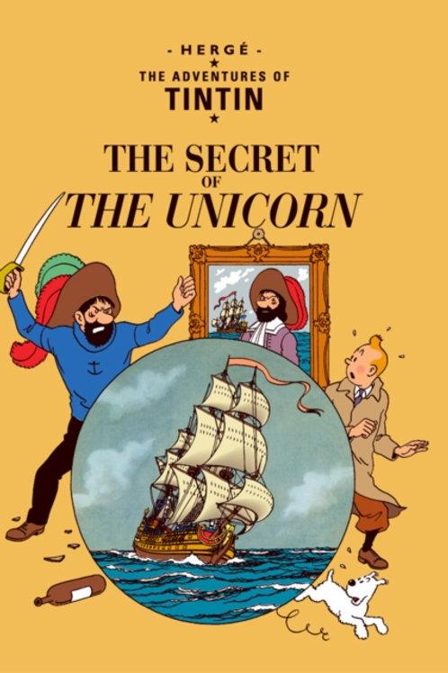 Herge - Tintin: Secret Of The Unicorn (Age 8+) (1st in Series)