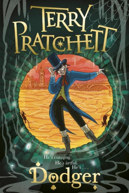 Terry Pratchett - Dodger (AGE 12+)