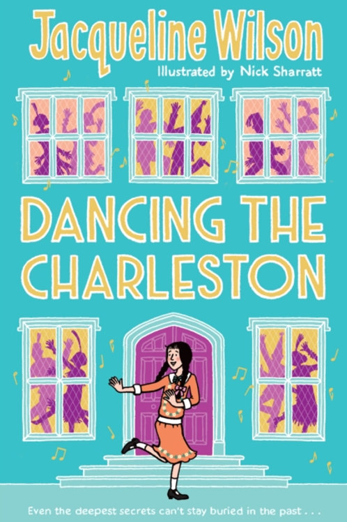 Jacqueline Wilson - Dancing The Charleston (AGE 9+)
