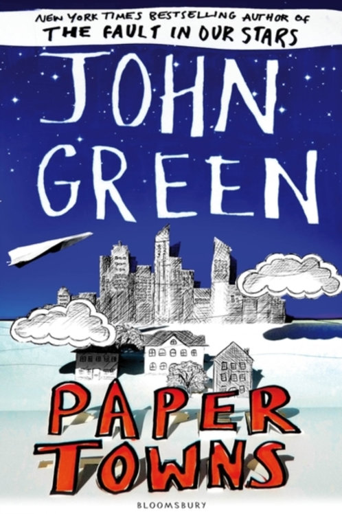 Jonathan Green - Paper Towns (AGE 12+)